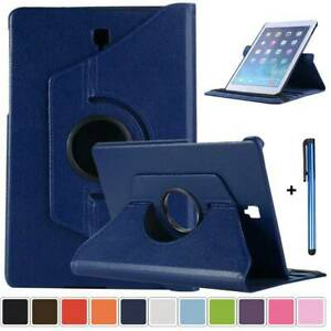 """For Samsung Galaxy Tab A 8.0"""" T290 P200 2019 Rotating Leather Stand Case Cover"""