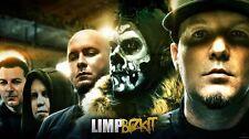 Limp Bizkit Music Poster 26'' X 15''