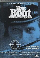 Das Boot - The Directors Cut (DVD, 1997, Keep Case)