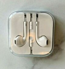 Original Apple Earbuds NEW White in Case Headphones for Iphone C2