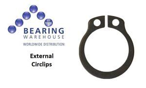 External Circlips  3MM-30MM (DIN471)