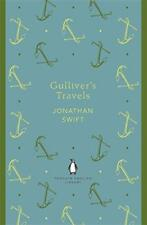 Gulliver's Travels (Penguin English Library) by Jonathan Swift | Paperback Book
