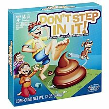 NEW HASBRO DON'T STEP IN IT GAME E2489