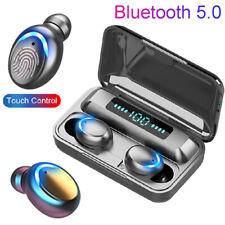 Wireless Bluetooth 5.0 Kopfhörer TWS In-Ear Kabellos Headset für Samsung iPhone