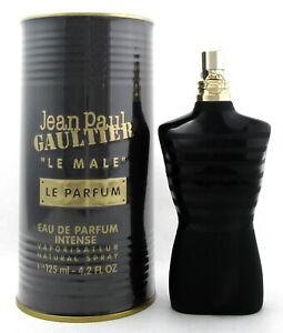 Jean Paul Gaultier Le Male LE PARFUM 4.2 oz. Eau de Parfum INTENSE Spray NEW BOX