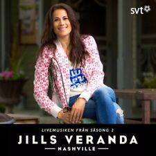 "Jill Johnson - ""Livemusiken från Jills veranda 2"" - 2015 - CD Album"