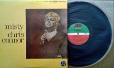 CHRIS CONNOR - MISTY - ATLANTIC P-6135 A - JAPANESE LP + LYRIC SHEET - 1975 RI