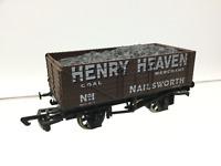 Dapol/Antics OO Gauge 7 Plank Wagon Henry Heaven Nailsworth