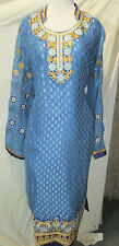 Designer Bollywood Georgette martial Salwar Kameez Suit  Party wear size 50
