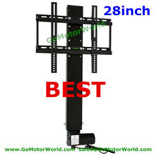 """TV Motorized Vertical Stand Lift 39"""" to 67"""" Height Adjustable free shipping"""