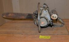 Rare Bolens Thrifty FMC Corp model 3010 chainsaw collectible vintage logging saw