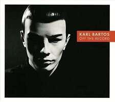 Karl Bartos (Ex-Kraftwerk) - Off The Record, CD
