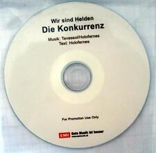 CD / WIR SIND HELDEN / DIE KONKURRENZ / PROMO / RARITÄT /