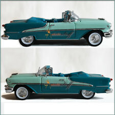 Welly 1955 Oldsmobile  Super 88 Convertible Diecast 1:24 scale,  Green No Box