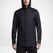 Giacca NIKE Bonded Blazer WATERPROOF JACKET XS Parka Coat Bomber Rain Shield