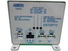 ADTRAN 1180043L2 TOTAL ACCESS RACKMOUNT 6-AMP POWER SUPPLY BATTERY CHARGER