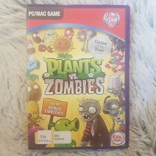 🌱 Plants vs Zombies || Game of the year Edition || PC Video Game || Used