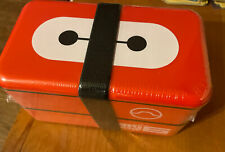 *New* Official Loot Crate Disney Big Hero 6 Lunch Box Storage Box
