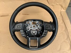 2014 RANGE ROVER EVOQUE L538 LEATHER STEERING WHEEL PADDLE SHIFT & CONTROLS