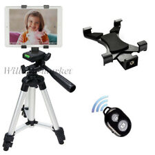Camera Tripod Stand Mount+Tablet Holder for i Pad 2 3 4/Mini/Air/Air 2 iPhone XS