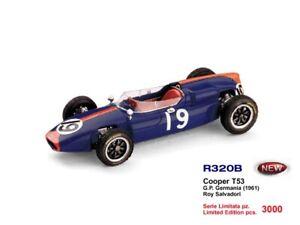 Cooper T53 Gp Allemagne Roy S 1960 1:43 2000 R320B Brumm