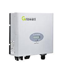 Growatt Wechselrichter Inverter Einspeise Solar 3000S 1KW Netzanschluss