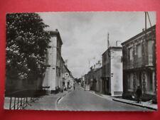 MARANS  :  La Rue d'Aligre.