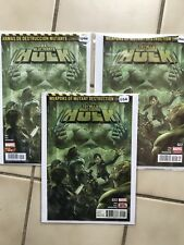 TOTALLY AWESOME HULK #22 Bonus Mexican,Spain  Variant As Well NM