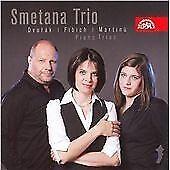 Smetana Trio - Dvorák; Fibich; Martinu - Piano Trios, Antonin Dvorak, Audio CD,