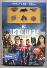 Justice League (Walmart Exclusive) (Blu-ray + DVD + Digital)