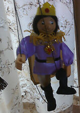 Puppet/Marionette by Fiesta Crafts of a Prince. beautifully dressed. 14 inches