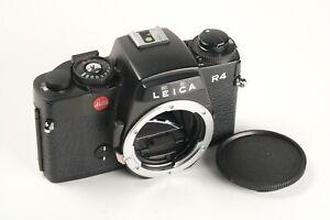 Leitz Leica R4 Nr. 1663523, 1x Deckel