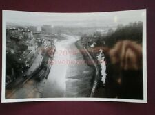 PHOTO  AERIAL VIEW OF CLIFTON 16/12/55 CLASS 57XX LOCO