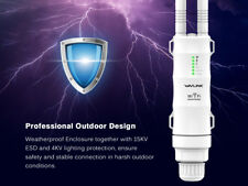 Wavlink 2.4G 300 Mbps Wi-Fi ad alta potenza Access Point/Ripetitore wireess