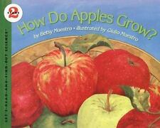 How Do Apples Grow? (Let's-Read-and-Find-Out Science 2)-ExLibrary