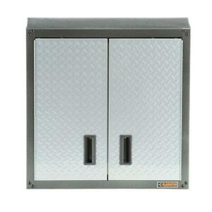 Gladiator Ready to Assemble 28 in. H x 28 in. W x 12 in. D Steel Wall Cabinet