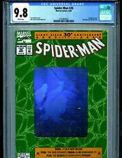 ⚔️ Spider-man #26 - CGC 9.8 - Holo Cover - 1992 - Comic Book ⚔️