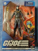 G.I Joe Classified Series Cobra Commander #06 Hasbro
