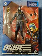 Hasbro G.I Joe Classified Series Cobra Commander #06