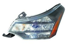 Headlight Assembly-Coupe Left Maxzone 330-1138L-AS7 fits 09-10 Ford Focus