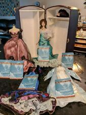 New ListingFranklin Mint - Josephine The Gibson Girl, Vinyl Doll, Trunk And Outfits