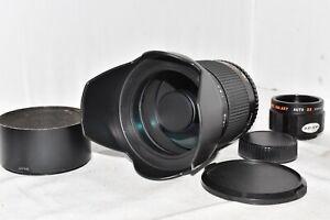 Nikon DSLR DIGITAL fit 500mm 1500mm mirror lens D3200 D3300 D3400 D3500 & more+