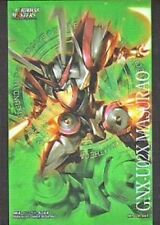 Mobile Suit Gundam 00 WAR Masurao Tournament PROMO Limited Card Sleeves Pokemon