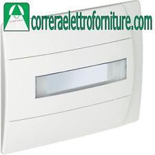 Centralino quadro elettrico incasso 8 moduli DIN BTICINO E215P/8BN
