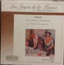 Las Joyas de la Musica - Vivaldi - Lo Mejor del Barroco - 1 (CD)