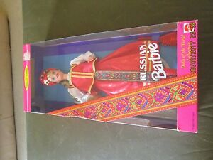 Russian Barbie - Dolls of the World - - Mattel - Collectors Edition