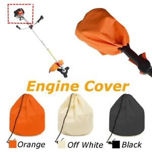 Engine Covers Waterproof Dustproof Cover For Weedeater Trimmer Edger Pole Saw
