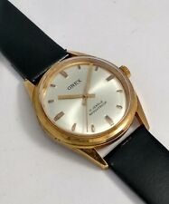 Vintage NOS Men's Wrist Watch 17 Jewels hand winding mechanical 1970's cal.2609