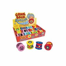 Schylling Toys Tin Come Back Roller Wheel Toy #CBW, Toddler, Game, Play