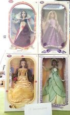 """Disney store limited edition doll yellow belle 17"""""""